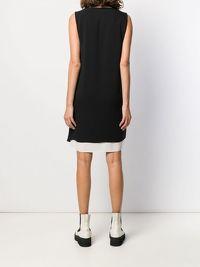 GUCCI SILK BELTED SHIFT DRESS Angle4