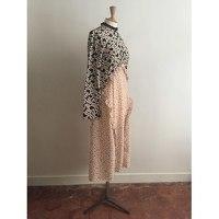 Marni Silk Midi Dress Angle2