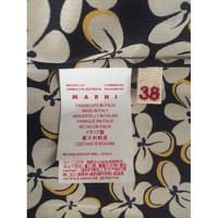 Marni Silk Midi Dress Angle7
