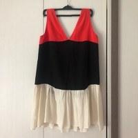 MINI DRESS in Multicolor Angle3