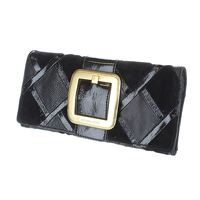 Michael Kors Clutch Bag in Black Angle2