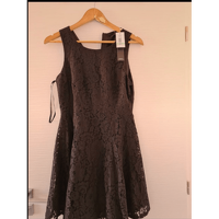Nicole Miller Mini Dress in Glamour Style Angle3