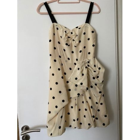 Silk trendy top by Marc Jacobs