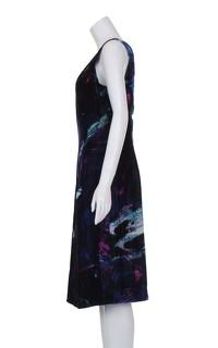 Velvet Mini Sleeveless Dress of Erdem Angle2
