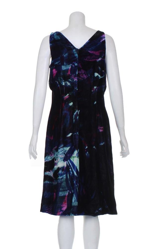 Velvet Mini Sleeveless Dress of Erdem