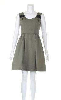 McQ By Alexander McQueen Casual Dress. Angle1
