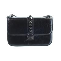Black Noir Lock shoulder bag of Valentino