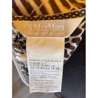 Max Mara Silk Midi Dress Angle7