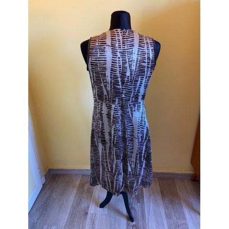 Max Mara Silk Midi Dress