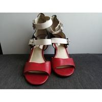 Michael Kors Multicolor Heeled Sandals Angle3