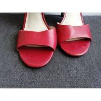 Michael Kors Multicolor Heeled Sandals Angle4