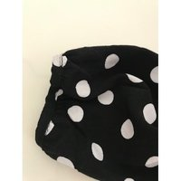 Claudie Pierlot Black And White Dots Blouse Angle6