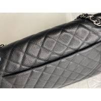 Chanel Maxi Caviar Jumbo  Angle6