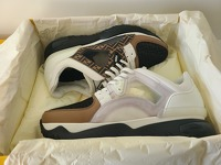 Fendi Chunky Sneakers Angle3