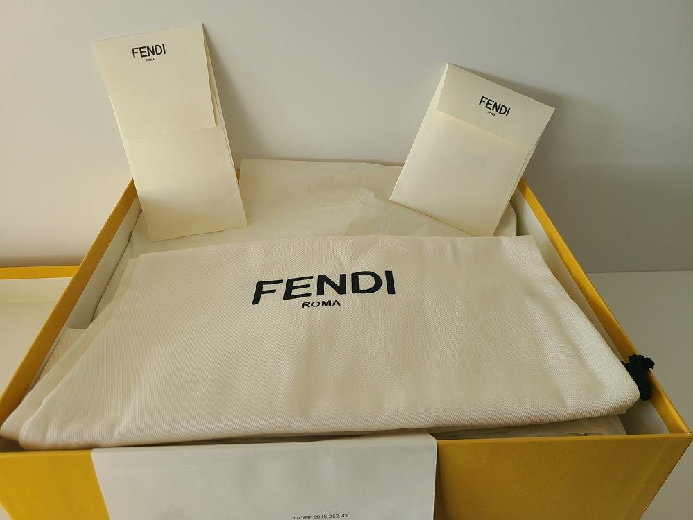 Fendi Chunky Sneakers