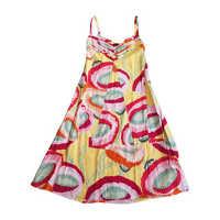 Kenzo Lined Interior Midi Dress