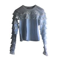 See By Chloe Cotton Long Sleeve Top