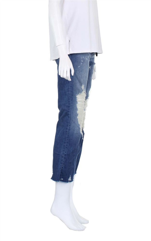 Cotton Distressed Jeans of J Brand