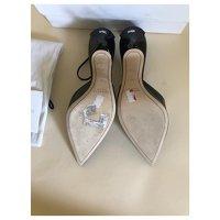 Strappy Stilettos by Nina Ricci Angle4