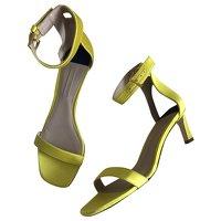 Stuart Weitzman, Yellow Sandals