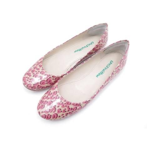 Louis Vuitton Ballerina Type Ballet Shoes