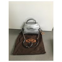 Silver wave bag of Tods Angle8