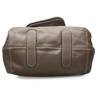 Anagram Leather Tote Bag by Loewe Angle4