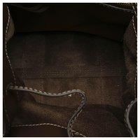 Anagram Leather Tote Bag by Loewe Angle5