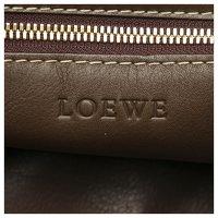 Anagram Leather Tote Bag by Loewe Angle6