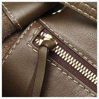 Anagram Leather Tote Bag by Loewe Angle7