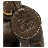 Anagram Leather Tote Bag by Loewe Angle8
