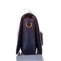 Dior Leather Shoulder bag With Magnetic Closure Angle3