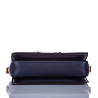 Dior Leather Shoulder bag With Magnetic Closure Angle5