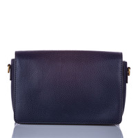 Dior Leather Shoulder bag With Magnetic Closure Angle4