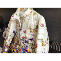Moncler Colourful Patterned Jacket Angle2