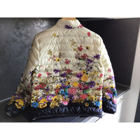 Moncler Colourful Patterned Jacket Angle3