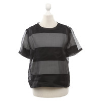 Alexander Wang Top with block stripes