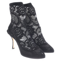 Dolce & Gabbana Ankle boots in Blac