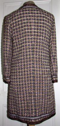 Gorgeous boucle tweed jacket Angle2