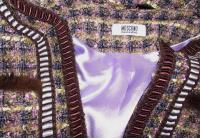 Gorgeous boucle tweed jacket Angle4