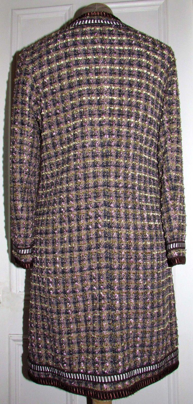 Gorgeous boucle tweed jacket