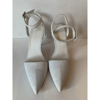 Alexander Wang Pumps Leather in White