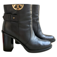 Tory Burch Ankle Boots With Soft Leather