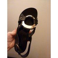 Black Sandals by Barbara Bui. Angle4