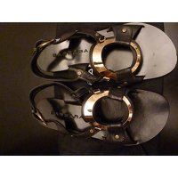 Black Sandals by Barbara Bui. Angle9