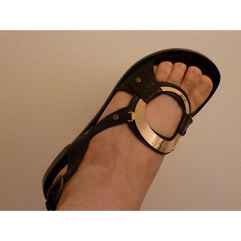Black Sandals by Barbara Bui.