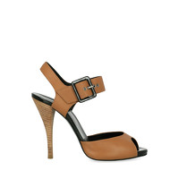 Pierre Hardy Leather Sandals With Tapered Heel Angle1