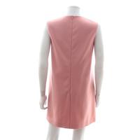 Red Valentino Sleeveless And Round Neck Dress Angle4