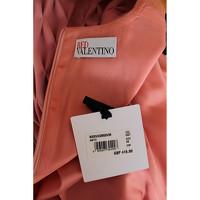 Red Valentino Sleeveless And Round Neck Dress Angle5