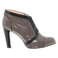 Tod's Ankle Boots With Lace Angle2